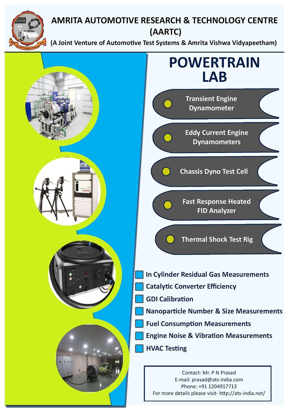 Technical Centre | AUTOMOTIVE TEST SYSTEMS